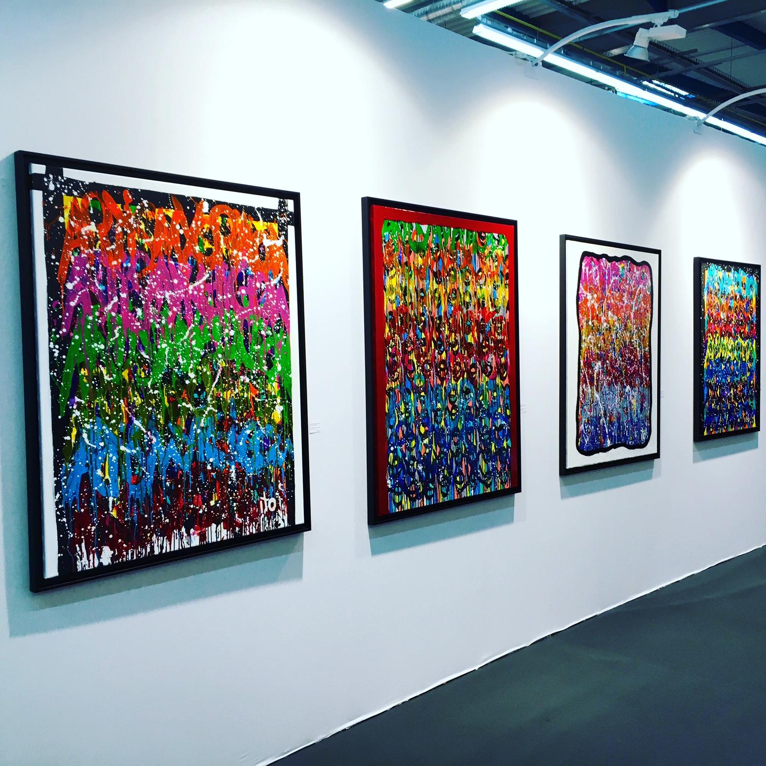 Exhibitions ito dubois - Salon international d art contemporain toulouse ...